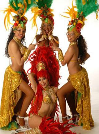 Brazil_Samba_show