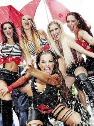 Danceshow-Splashcats