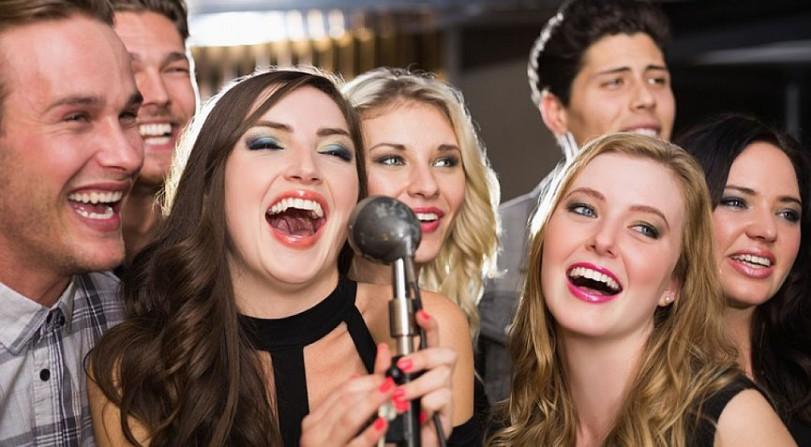 Karaoke_Singen