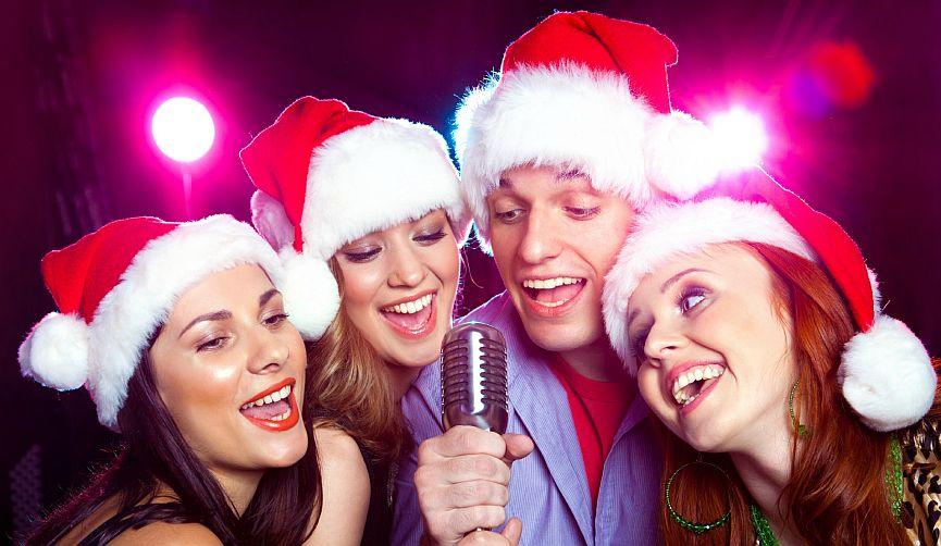 Karaoke_Singen_Weihnachten