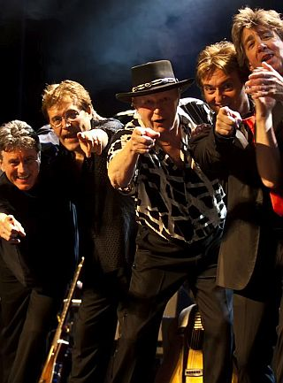 The_Hollies_live